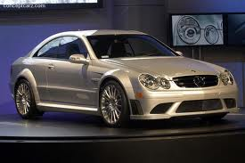 Mercedes CLK 63 AMG Black Series - [2007] image