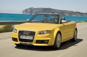 Audi A4 RS4 4.2 FSI Cabriolet - [2006] image