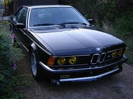 BMW 6 Series M635 CSi E24