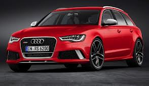 Audi A6 RS6 Avant 4.0 V8 Twin Turbo