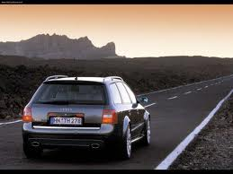 Audi A6 RS6 Avant 4.2 V8 Twin Turbo