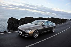 BMW 6 Series M6 Gran Coupe 4.4 V8 - [2012] image