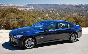 BMW 7 Series 760 Li - [2012] image