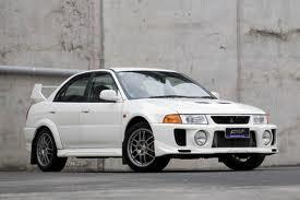 Mitsubishi evo gsr specs