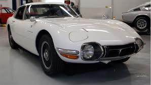 Toyota 2000 GT 2.0L Coupe - [1968] image