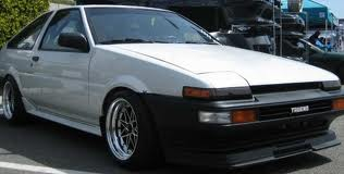 Toyota Corolla GT Coupe AE86 - [1983] image
