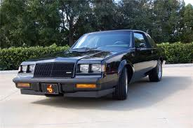 Buick Regal GNX 3.8 V6 Turbo