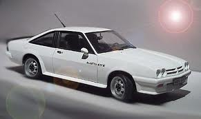 Vauxhall-Opel Manta 2.0 GTE Coupe