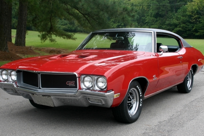 Buick GS 455 Stage 1 7.5 V8