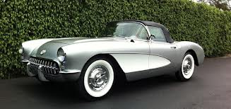 Chevrolet Corvette C1 283 Convertible - [1957] image