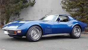 Chevrolet Corvette C3 Stingray 454 (7.4 V8)