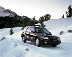 Subaru Forester 2.0 XT Turbo - [2003] image