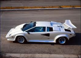 0 100 Kph Time Lamborghini Countach Lp500s 1982 Performance