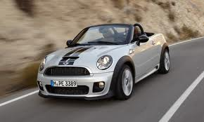 Mini Cooper John Cooper Works Roadster