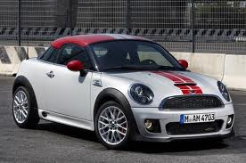 Mini Cooper John Cooper Works Coupe