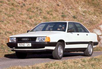 Audi 100 2.2 Turbo Quattro