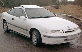 Vauxhall-Opel Calibra 2.0 Turbo