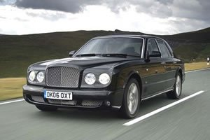 Bentley Arnage T 6.8 V8 4d Auto