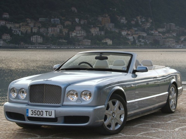Bentley Azure Continental Coupe Le Mans Series