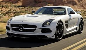 Mercedes SLS AMG Black Series 6.2 V8