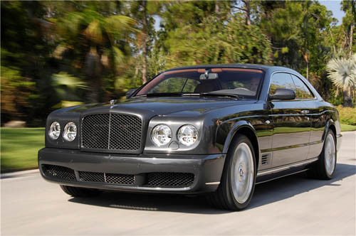 Bentley Brooklands 2d - [2007] image