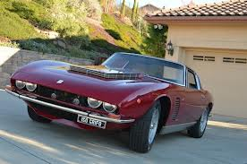 Iso Grifo Can-Am 7.4 V8 - [1970] image