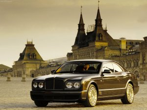 Bentley Brooklands 4d