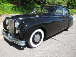 Jaguar Mark VII 3.4L