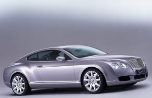 Bentley Continental GT 6.0 2d W12