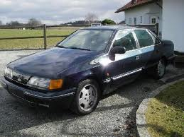 0 60 Mph Ford Granada Scorpio Cosworth 1991 Seconds Mph And