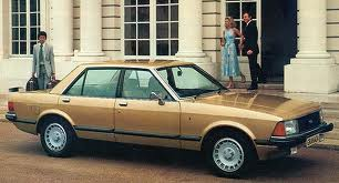 Ford Granada 2 1 Diesel 1977 Images Figures And Specifications
