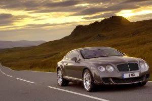 Bentley Continental GT Speed 2d Auto