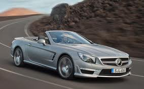 Mercedes SL Class 63 AMG Performance Package