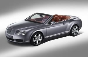 Bentley Continental GTC 6.0 W12 Cabrio