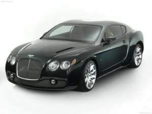 Bentley Continental GTZ Zagato 6.0 W12 2d