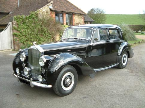 Bentley R-Type 4.6 4d Saloon