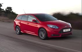 Ford Focus Wagon ST