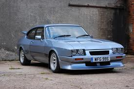 Ford Capri 3000S X Pack