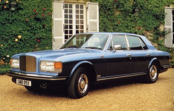 Bentley Mulsanne 6.8 V8 Turbo - [1983] image