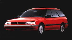 Subaru Legacy Turbo Estate - [1992] image