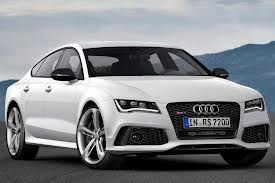 Audi A7 RS7 Sportback Twin Turbo