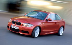 BMW 1 Series 123d 2d Coupe M-Sport - [2007] image