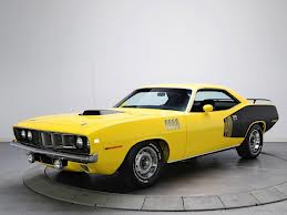 Plymouth Barracuda 440 - [1970] image
