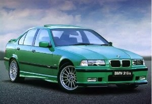 BMW 3 Series 318is 4d Saloon E46