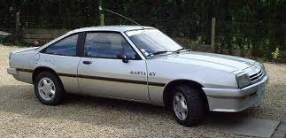 Vauxhall-Opel Manta 1 8 GT - [1982], Images, figures and