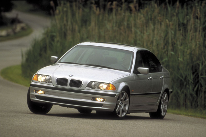 BMW 3 Series 325i Saloon E46