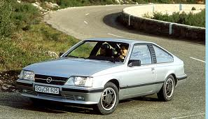 Vauxhall-Opel Monza GSE 3.0 - [1985] image