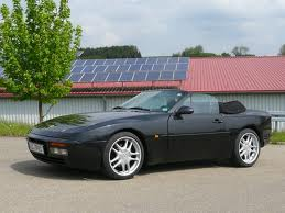 Rivals To The Porsche 944 Turbo Cabriolet 1991 Similar