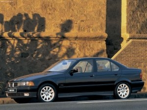 BMW 3 Series 328i Saloon E46 - [1998] image