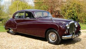 Jaguar Mark VII 3.4L 12v